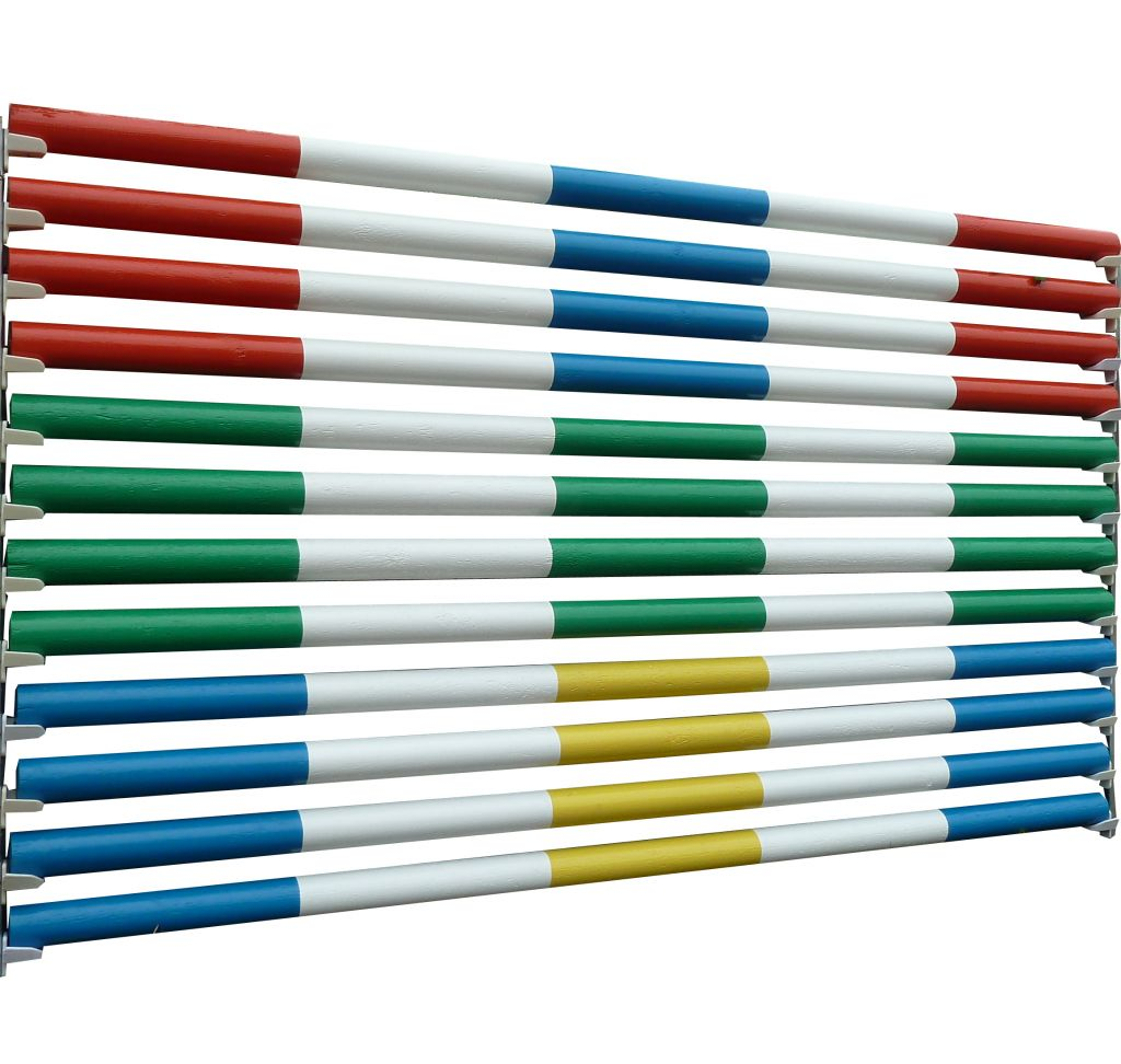 Pack of 12 Premium poles FREE  delivery