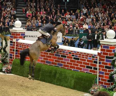 Puissance class at Olympia