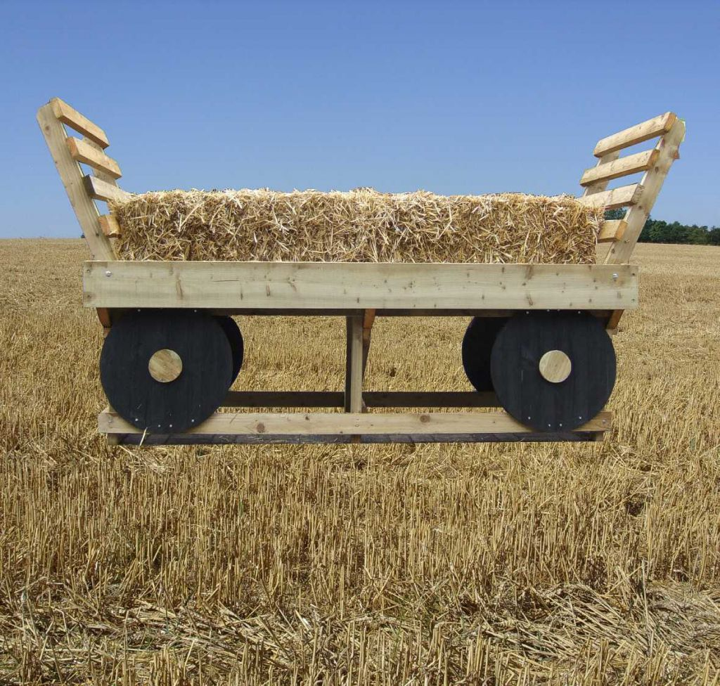 Hay Wagon (bales not included)