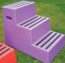 3 step premium mounting block