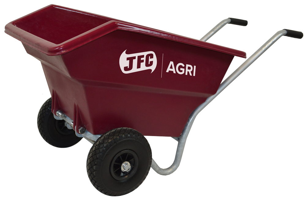 Mini Tipping Wheelbarrow