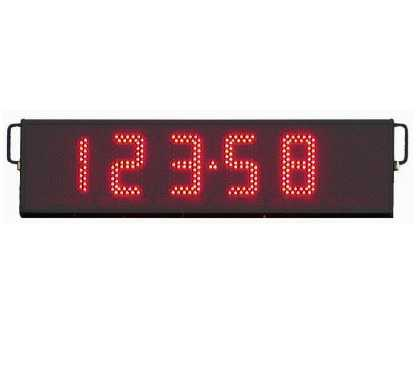 D505 5 digit led display